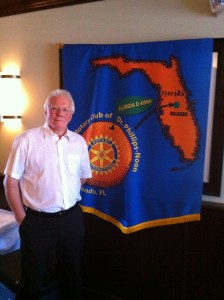 Sam Patterson visits R.C of Dr Philips Noon,Orlando